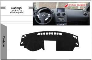 Защитное покрытие панели для Nissan Qashqai