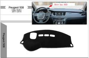 Защитное покрытие панели для Peugeot 508