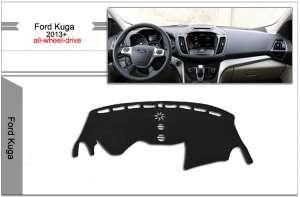 Защитное покрытие панели для Ford Kuga (2013-2016)