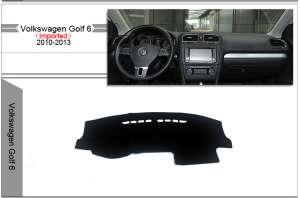 Защитное покрытие панели для Volkswagen Golf 6