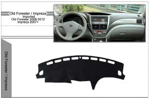 Защитное покрытие панели для Subaru Forester (2008-2012)