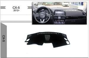 Защитное покрытие панели для Mazda CX-5 (2011-2016)