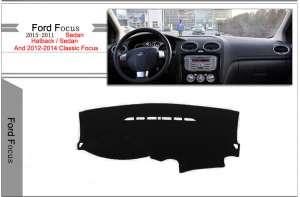 Защитное покрытие панели для Ford Focus 2 (рестайлинг 2008-2011)