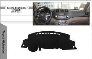 Защитное покрытие панели для Toyota Highlander (2007-2013)