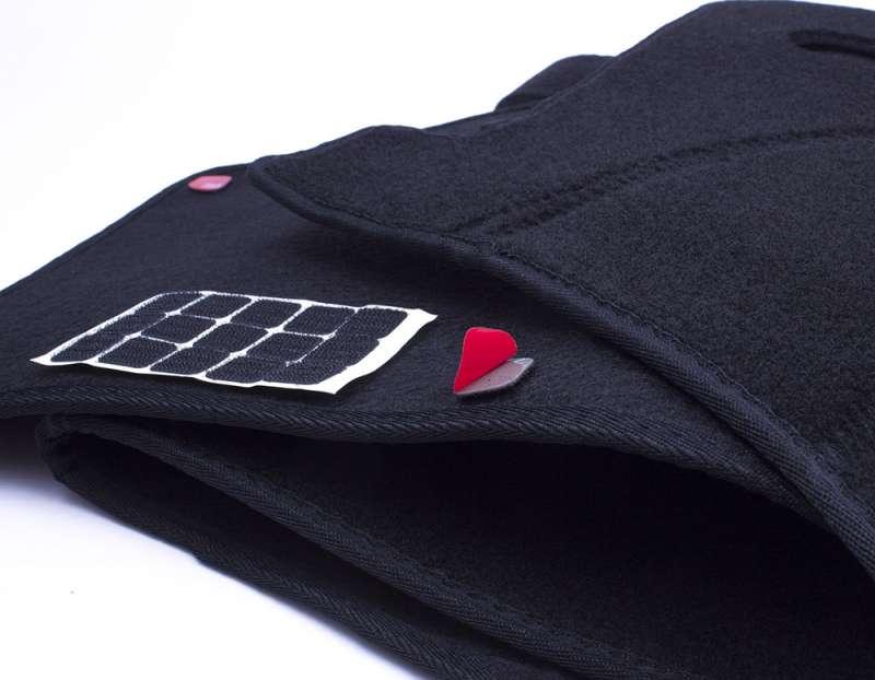 Защитное покрытие панели для Toyota Camry XV50, фото 3