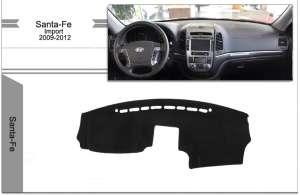 Защитное покрытие панели для Hyundai Santa Fe (2007-2012)