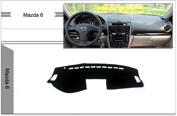 Защитное покрытие панели для Mazda 6 (2002-2007)