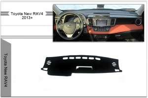 Защитное покрытие панели для Toyota Rav4 (2013-2017)