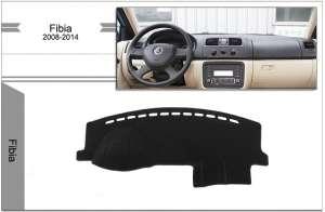 Защитное покрытие панели для Skoda Fabia (2007-2013)