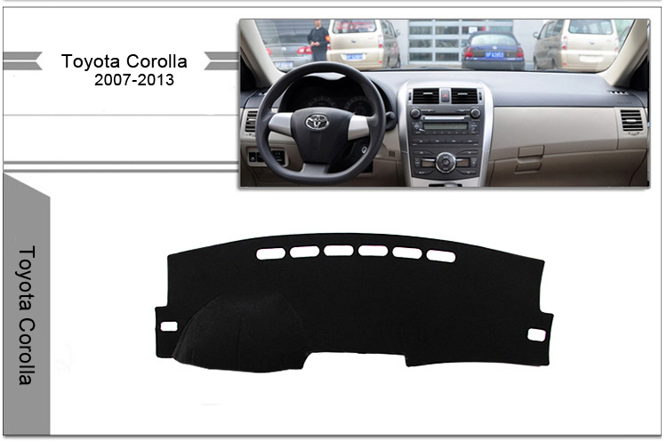 Защитное покрытие панели для Toyota Corolla E140/E150