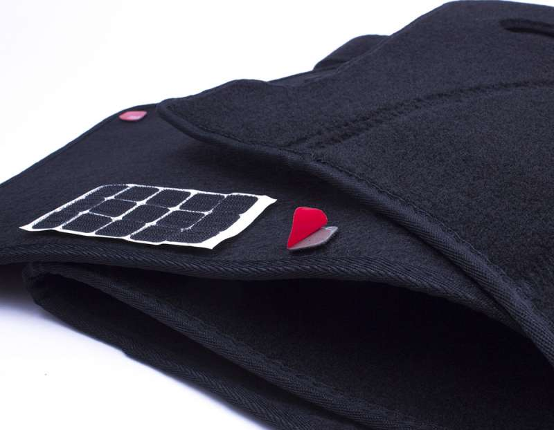 Защитное покрытие панели для Toyota Corolla E140/E150, фото 3