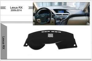 Защитное покрытие панели для Лексус РХ - Lexus RX (2009-2014)