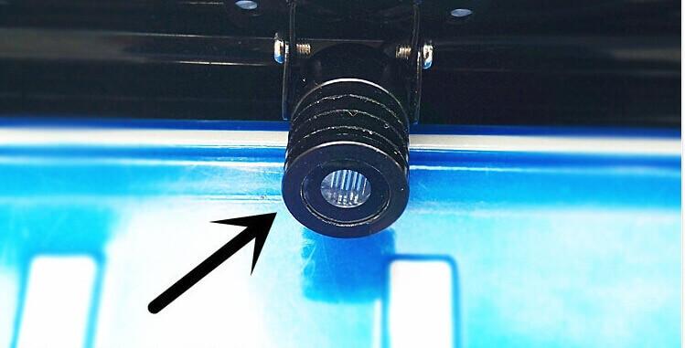Лазерный ограничитель дистанции, фото 2