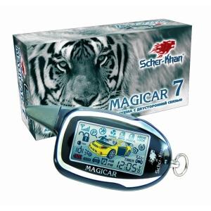 Автосигнализация с автозапуском Scher-Khan Magicar 7