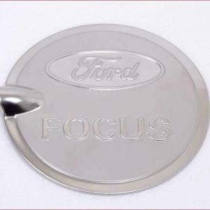 Накладка на крышку бензобака Ford Focus 2 Седан
