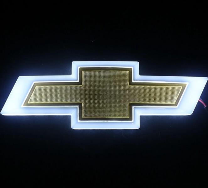 4D светящийся шильдик Chevrolet Cruze
