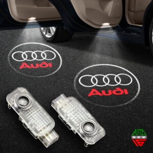 Штатная подсветка дверей Audi TT (2006-2014)