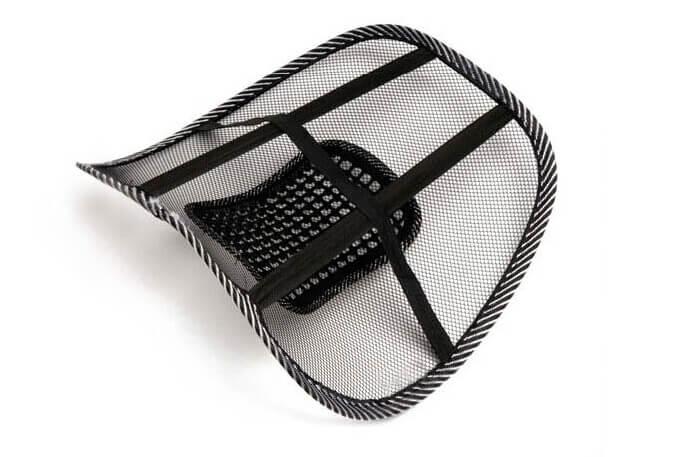 Ортопедическая спинка-подушка с массажером, фото 4