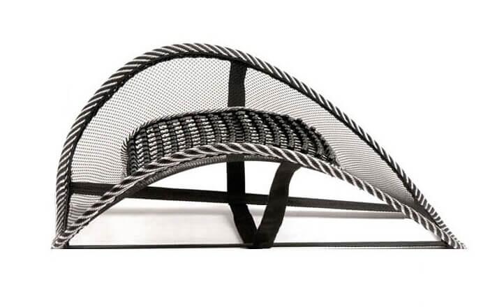 Ортопедическая спинка-подушка с массажером, фото 5