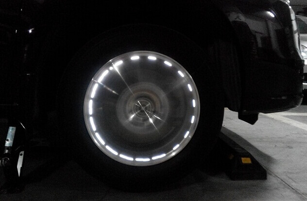 Беспроводная подсветка дисков RGB, фото 3