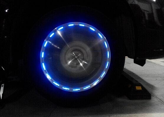 Беспроводная подсветка дисков RGB, фото 4