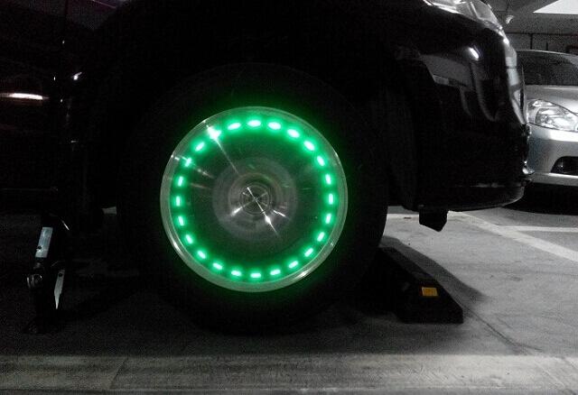 Беспроводная подсветка дисков RGB, фото 5