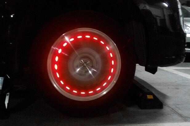 Беспроводная подсветка дисков RGB, фото 6