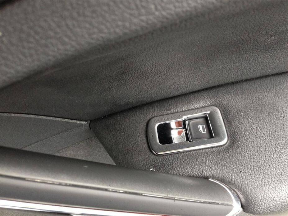 Хром накладки в салон Volkswagen Golf 7, фото 15