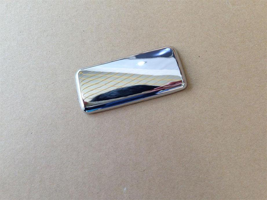 Хром накладки в салон Toyota Corolla E160, фото 3