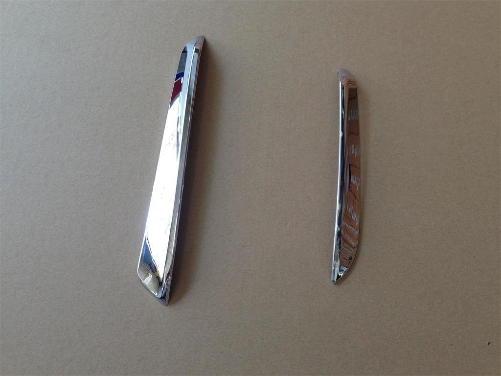 Хром накладки в салон Toyota Corolla E160, фото 4