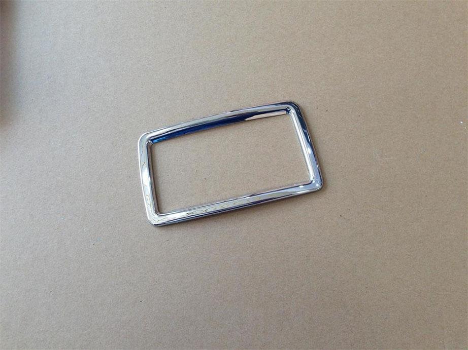Хром накладки в салон Toyota Corolla E160, фото 8