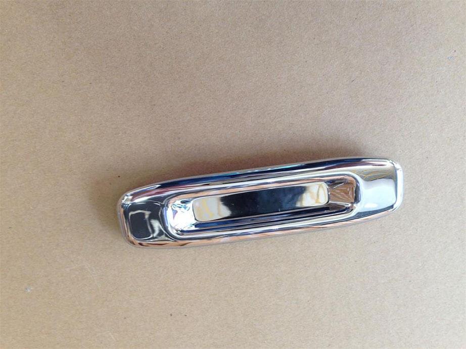 Хром накладки в салон Toyota Corolla E160, фото 10