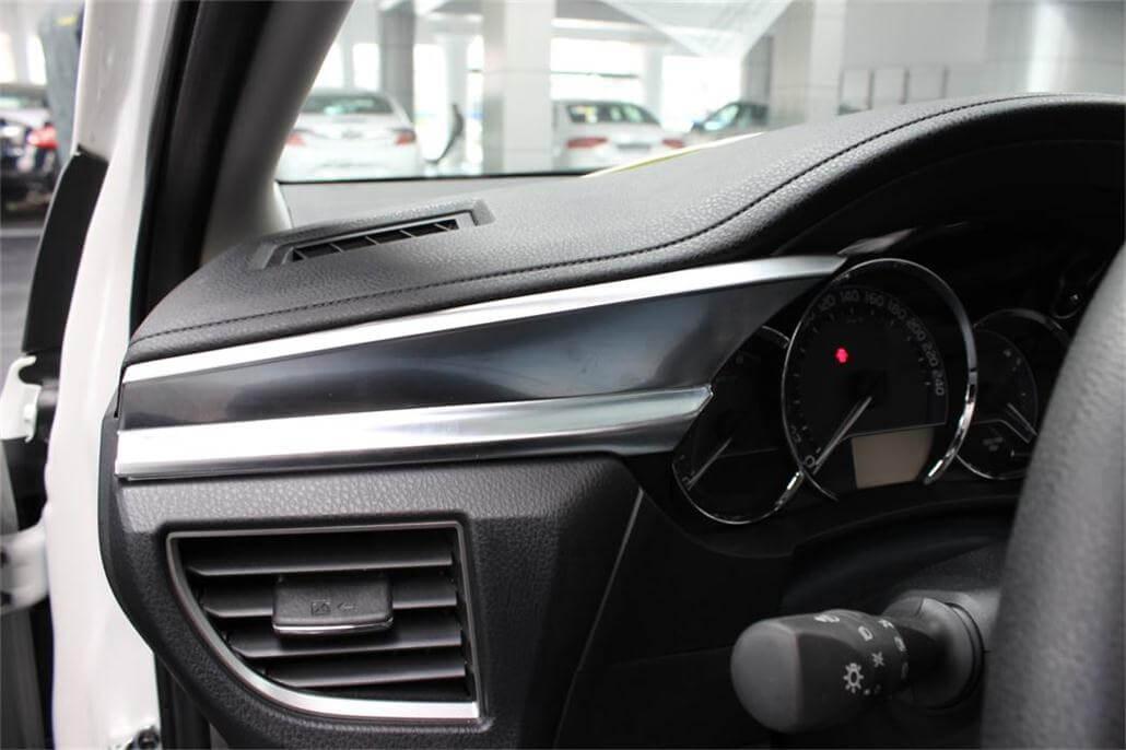 Хром накладки в салон Toyota Corolla E160, фото 14