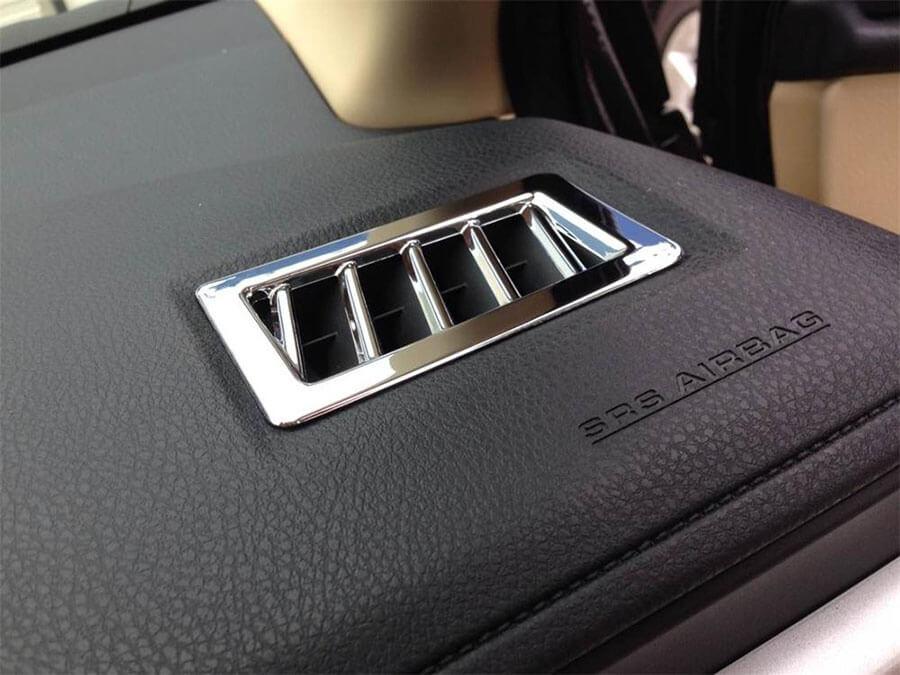 Хром накладки в салон Toyota Corolla E160, фото 16