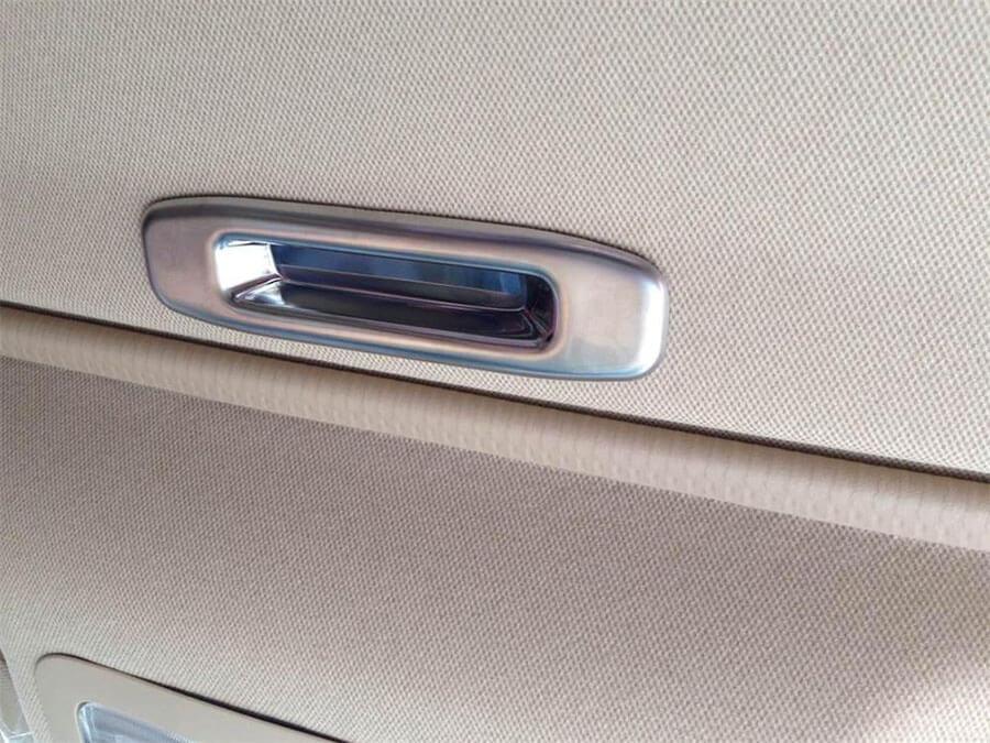 Хром накладки в салон Toyota Corolla E160, фото 17