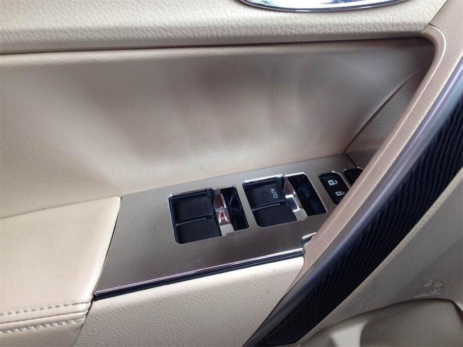 Хром накладки в салон Toyota Corolla E160, фото 20