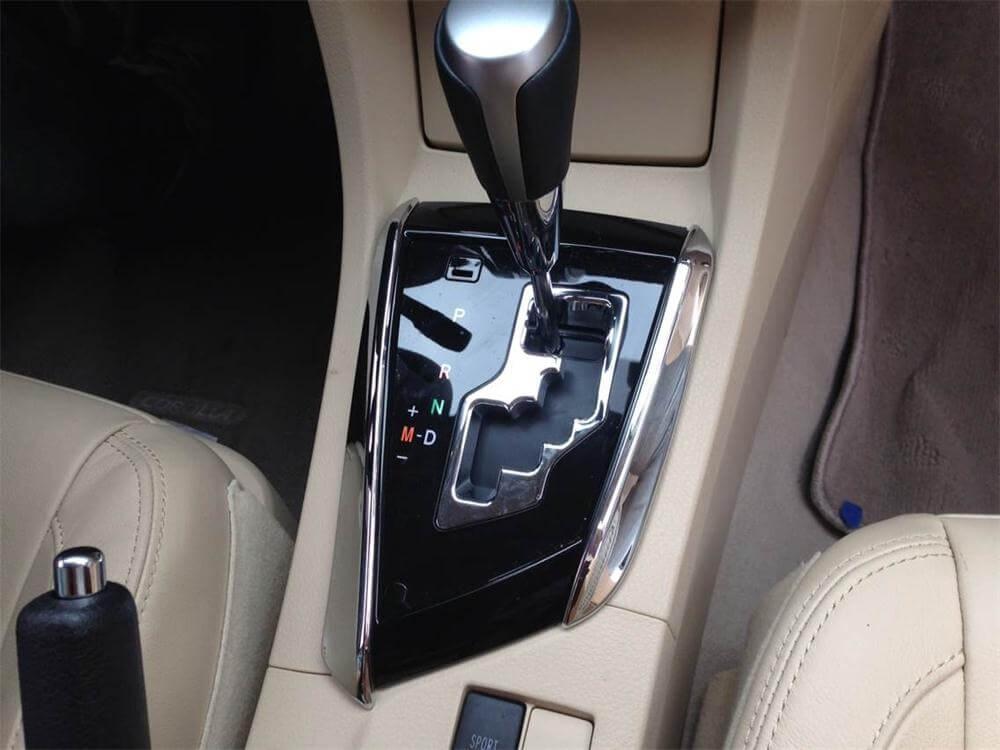 Хром накладки в салон Toyota Corolla E160, фото 23