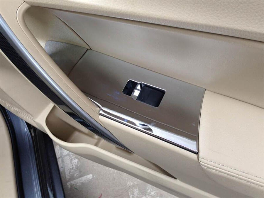 Хром накладки в салон Toyota Corolla E160, фото 25