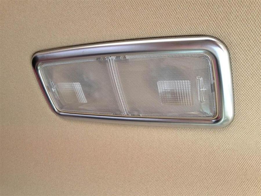 Хром накладки в салон Toyota Corolla E160, фото 26