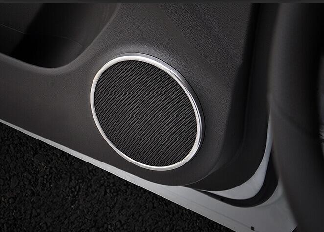 Хром накладки на динамики Chevrolet Cruze