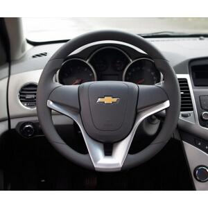 Хром накладка на руль Chevrolet Cruze
