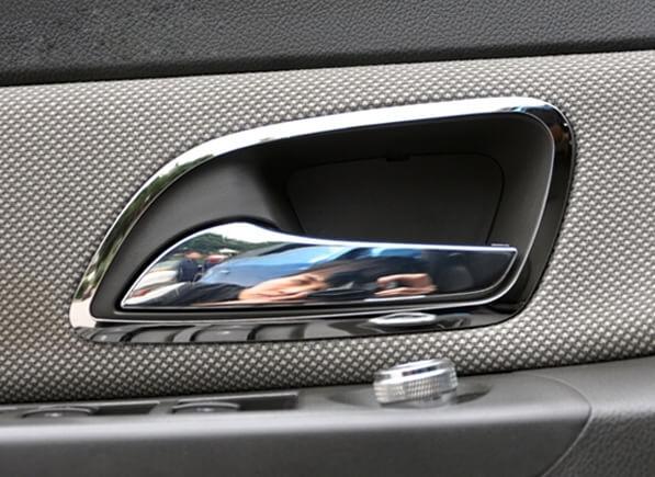 Окантовка внутренних ручек Chevrolet Cruze