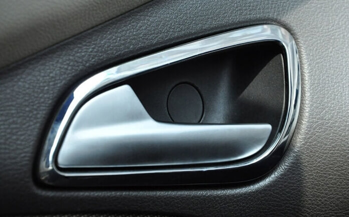 Окантовка внутренних ручек Ford Focus 3