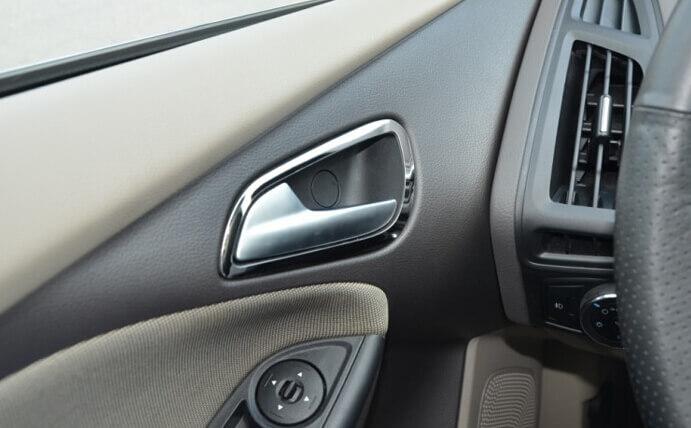 Окантовка внутренних ручек Ford Focus 3, фото 2