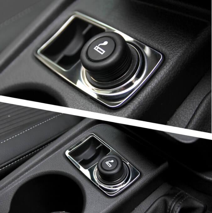 Окантовка прикуривателя Ford Focus 3