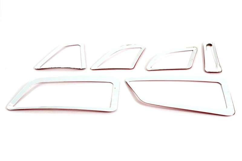 Окантовка воздуховодов Ford Focus 3, фото 3