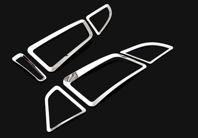 Окантовка воздуховодов Ford Focus 3, фото 2