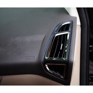 Окантовка воздуховодов Ford Focus 3