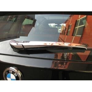 Хром накладка на задний дворник BMW X5 (2010-2013)