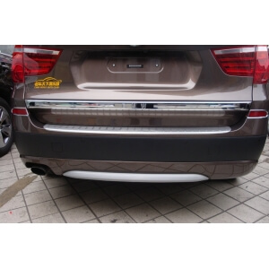 Молдинг на багажник BMW X3 (2010-2013)